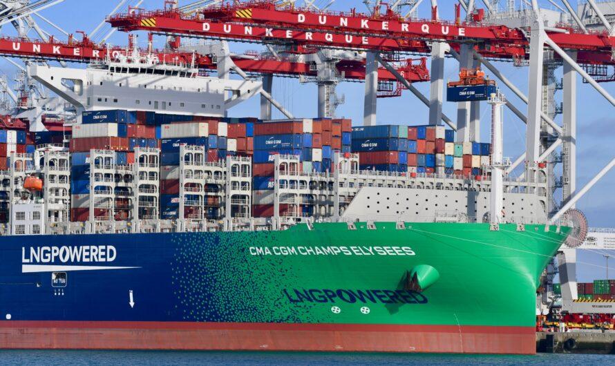 Shell: СПГ как морское топливо – не проблема. Так в чем же задержка?
