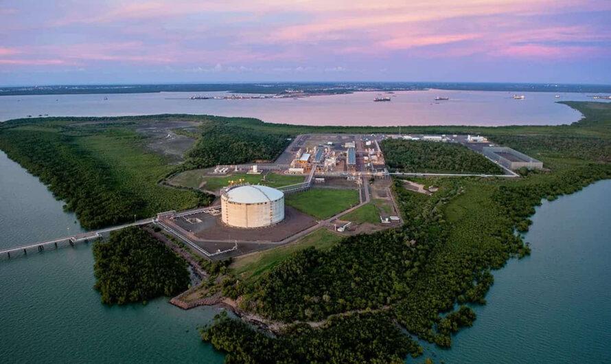 Santos принял инвестиционное решение по проекту Barossa для снабжения газом комплекса СПГ Darwin LNG