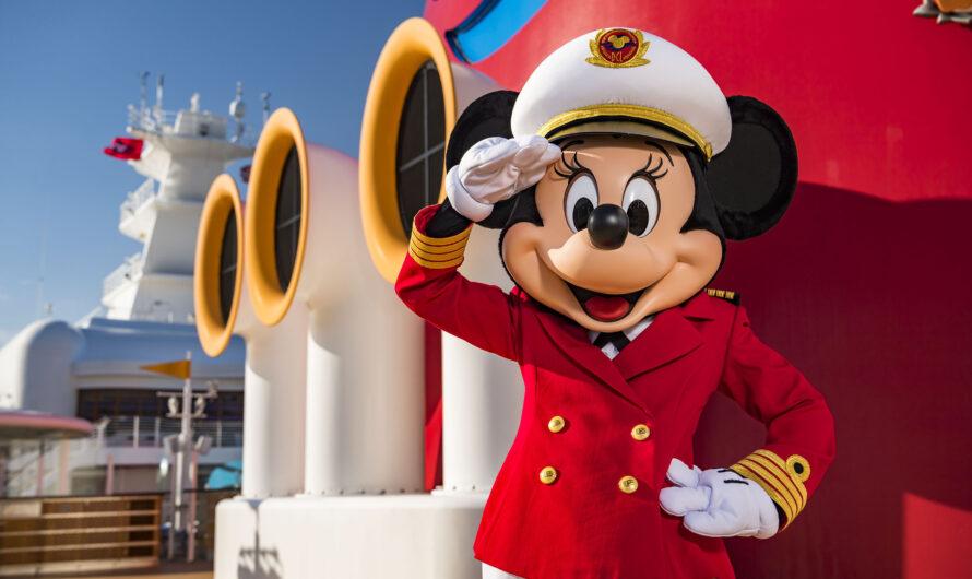 Meyer Werft заложил киль для нового лайнера Disney Cruise Line, работающего на СПГ