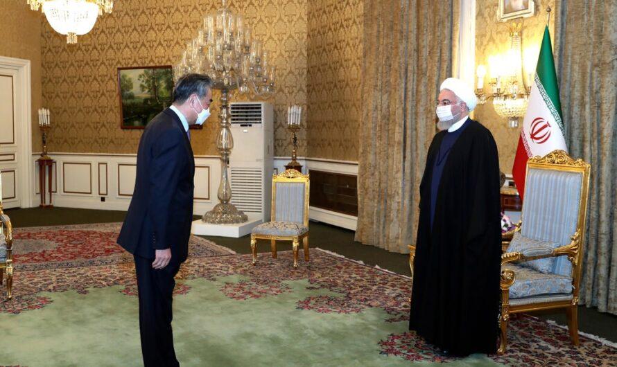 400 млрд долларов инвестиций Китая в Иран: Маленький оттенок большой геополитической картины