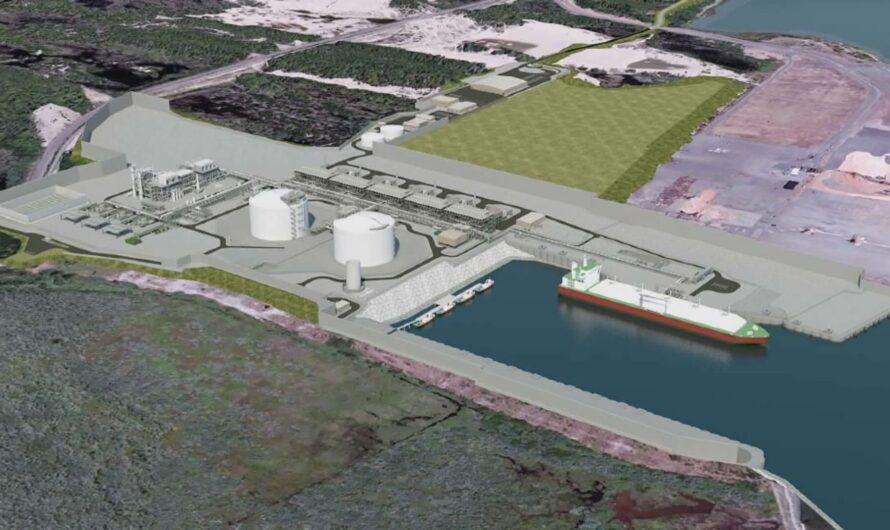 Проект экспортного СПГ завода Jordan Cove LNG приостановлен