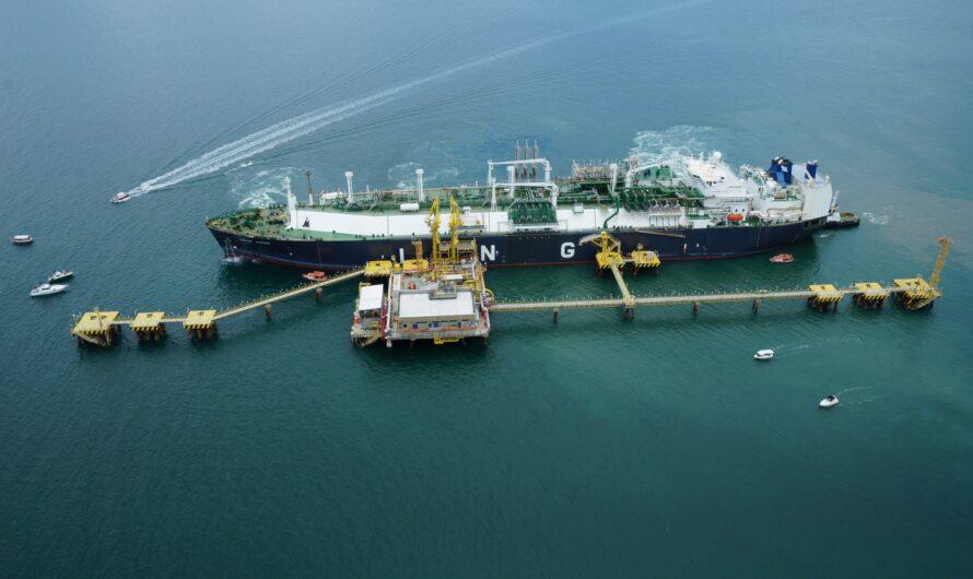 Petrobras начала процесс сдачи в аренду  терминала СПГ Bahia LNG