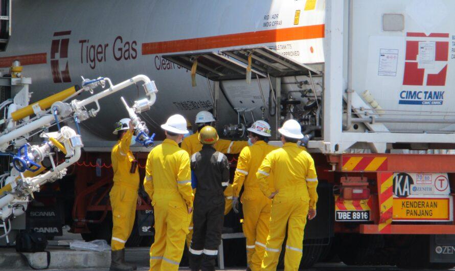 PETRONAS укрепляет позиции Малайзии в качестве хаба поставок СПГ в ISO контейнерах