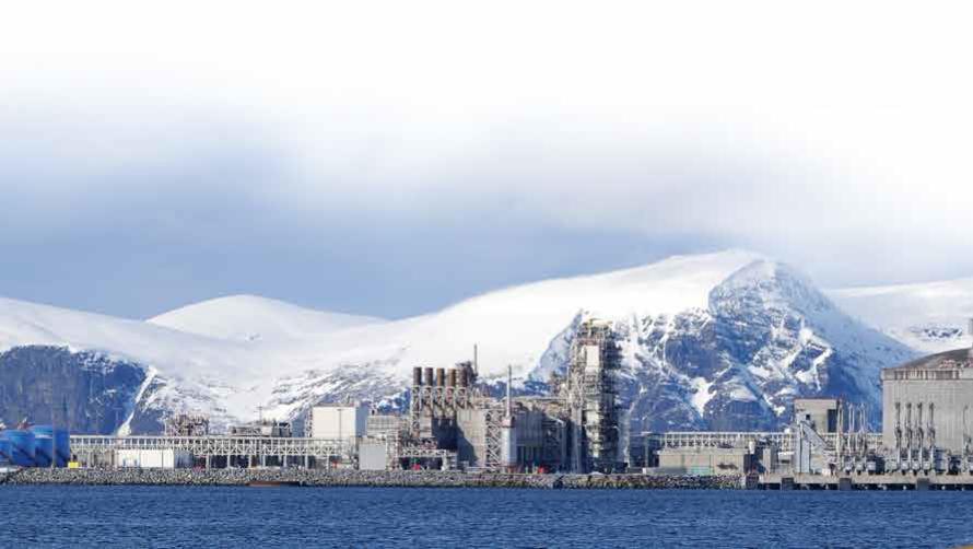 Дата перезапуска Hammerfest LNG переносится на март 2022 года