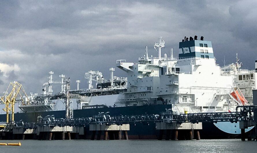 Терминал Klaipėda LNG примет первую партию СПГ из Египта