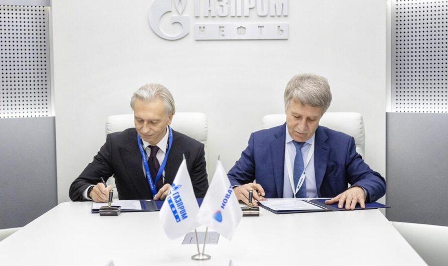 НОВАТЭК и Газпром нефть объединияют усилия по освоению Северо-Врангелевского месторождения