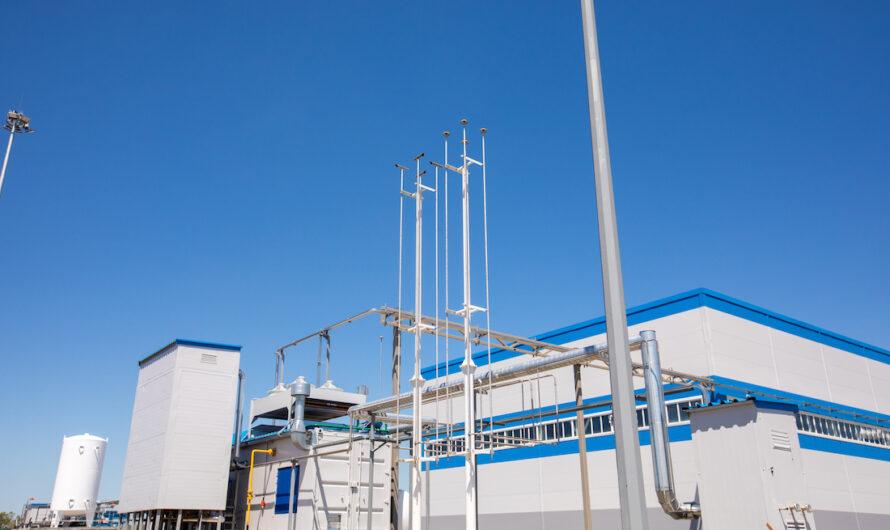 «Газпром гелий сервис» ввёл в эксплуатацию малотоннажную установку СПГ