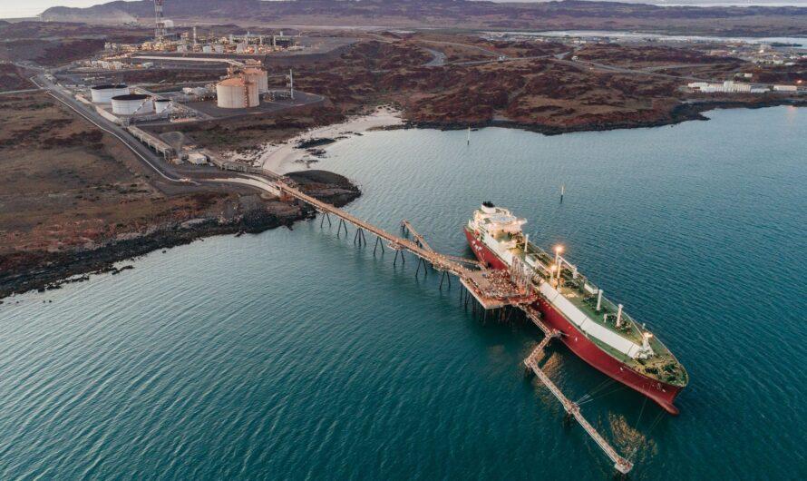 Woodside устанавливает новые климатические цели для СПГ завода Pluto LNG
