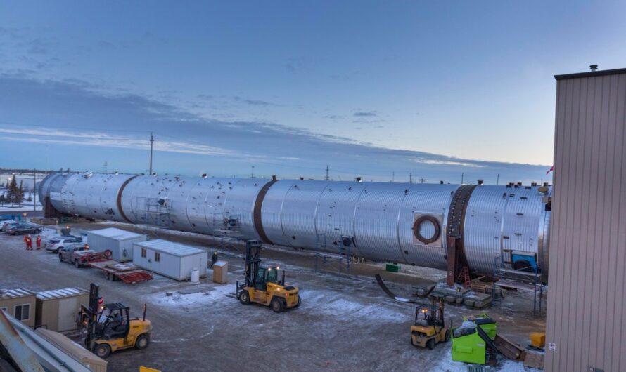 Газопровод для СПГ проекта Cedar LNG стал предметом тендерных войн