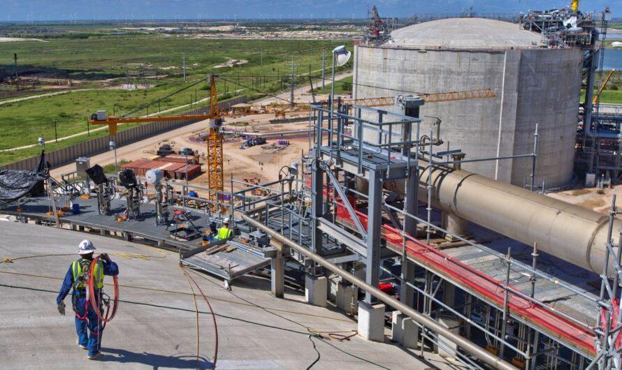Третья очередь завода СПГ Corpus Christi LNG будет получать часть газа из Канады