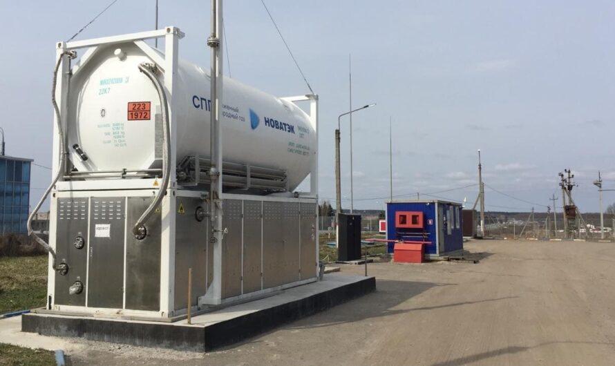 ООО «НОВАТЭК – СПГ топливо» – новое предприятие по развитию внутреннего рынка СПГ топлива
