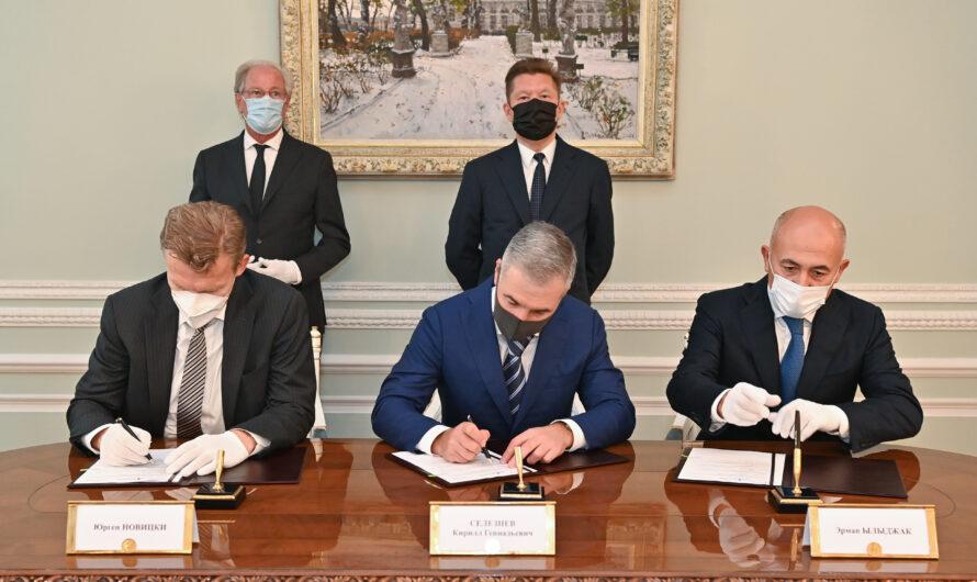 Подписан ЕРС-контракт по заводу СПГ в составе Газоперерабатывающего комплекса в районе Усть-Луги
