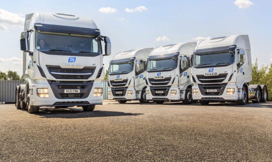 50 тягачей IVECO на СПГ пополнили парк грузовиков ирландской компании Moy Park