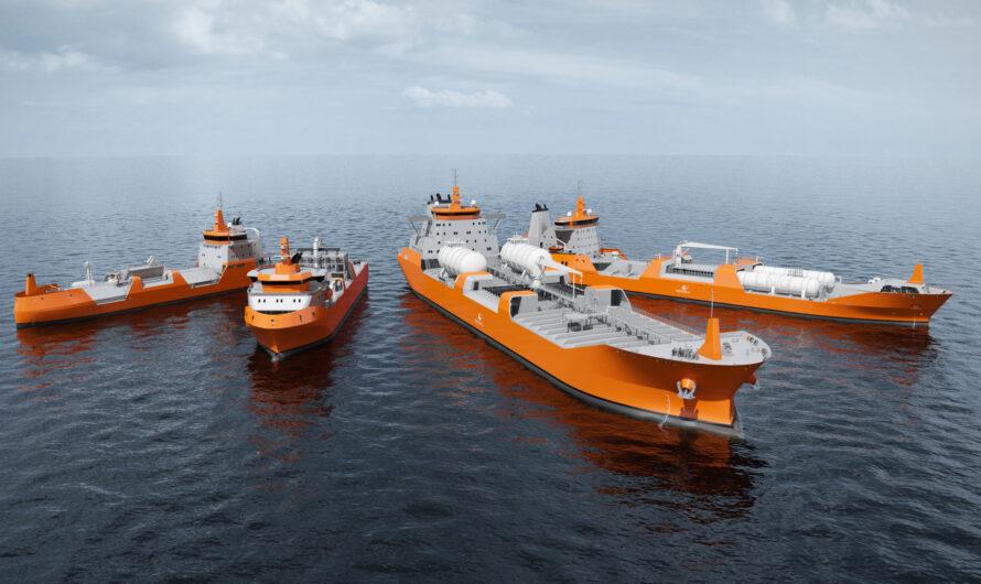 Wärtsilä будет работать с Hudong-Zhonghua и ABS над новой концепцией танкера СПГ