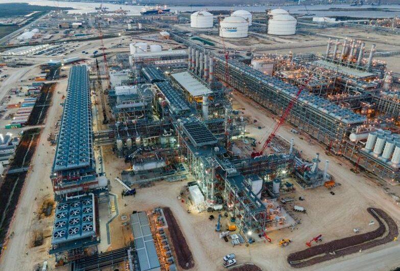 Cheniere подаст сырьевой газ на линию 6 завода СПГ Sabine Pass LNG