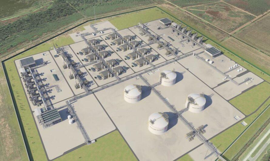 Venture Global готовит стройплощадку для завода СПГ Plaquemines LNG не дожидаясь ОИР