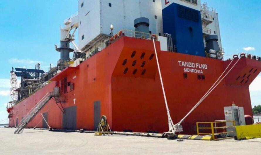 Exmar обещает обеспечить работу для плавучего завода СПГ Tango FLNG и FSRU S188 в ближайший год