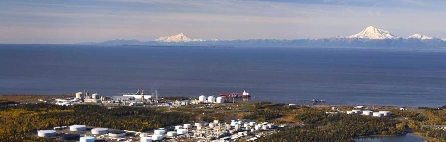 Проект Alaska LNG посчитал выбросы парниковых газов за жизненный цикл своего СПГ